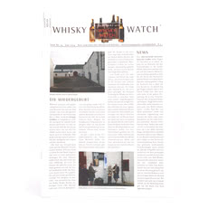 Prof. Walter Schobert Whisky Watch Nr. 24 Produktbild