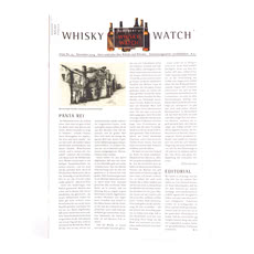 Prof. Walter Schobert Whisky Watch Nr. 25 Produktbild