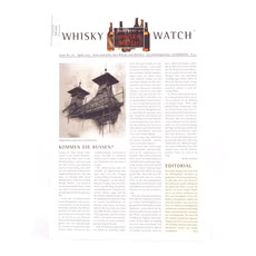 Prof. Walter Schobert Whisky Watch Nr. 26 Produktbild