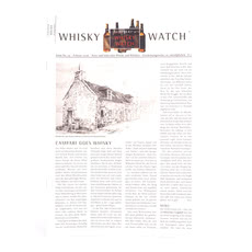 Prof. Walter Schobert Whisky Watch Nr. 29 Produktbild