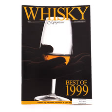 Whisky Magazine Best of 1999 Booklet  Produktbild