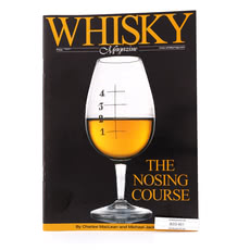 Whisky Magazine nosing course Booklet  Produktbild