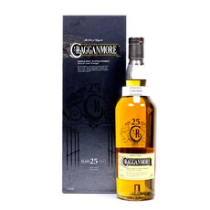 Cragganmore 25 Jahre Natural Cask Strength Produktbild