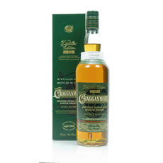 Cragganmore Distillers Edition Port Wine Cask Wood finish Jahrgang 2004 Produktbild
