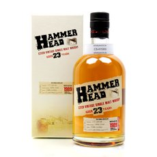 Hammer Head 23 Jahre Single Malt Cask strength Produktbild