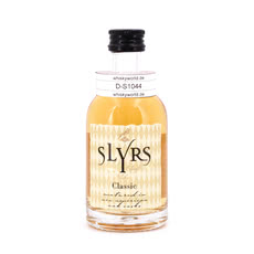 Slyrs Single Malt Whisky Miniatur Produktbild