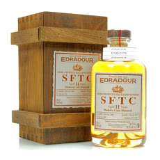 Edradour Straight from the Cask Collection Madeira 11 Jahre (Auslaufartikel) Produktbild