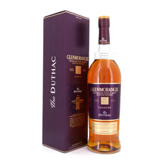 Glenmorangie Duthac finished in Pedro Ximenez & Virgin Oak Casks Literflasche Produktbild