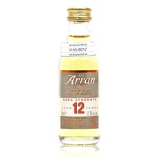 Isle of Arran 12 Jahre Cask strength  Produktbild