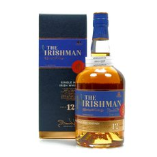The Irishman Single Malt 12 Jahre  Produktbild