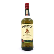Jameson Irish Whiskey Literflasche Produktbild