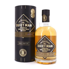 The Quiet Man 8 Jahre Single Malt Produktbild