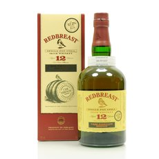 Redbreast Single Pot Still Cask strength 12 Jahre Produktbild