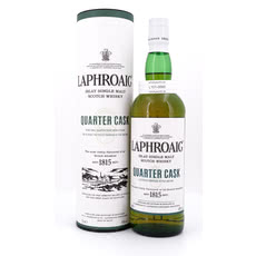 Laphroaig Quarter Cask Double Cask Matured  Produktbild