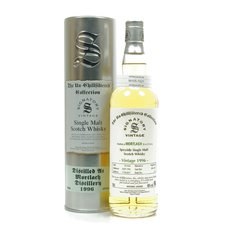 Mortlach The Un-Chillfiltered Collection Jahrgang 1996 / 20 Jahre Produktbild