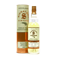 Mortlach Cask Collection Jahrgang 2002 / 14 Jahre Produktbild