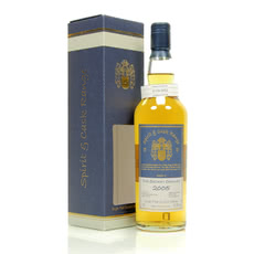 Spirit & Cask Range The Secret Orkney Cask strength Jahrgang 2005 Produktbild