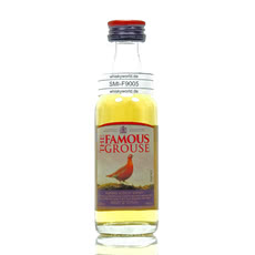 Famous Grouse Blended Scotch Whisky Miniatur Produktbild