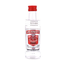 Smirnoff Red Label Miniatur PET Produktbild