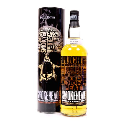 Ian Macleod Smokehead Rock Edition Special Edition ohne Nennung D.A. Literflasche 44.20% 1l Produktbild