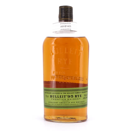 Bulleit Frontier Rye Whiskey Small Batch 45.00% 0,70l Produktbild