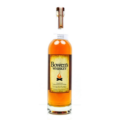 Bowen`s A Small Batch Literflasche 45.00% 1l Produktbild