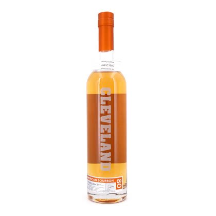 Cleveland American Bourbon The Eighty (Auslaufartikel) 0,70 Liter/ 40.00% Vol