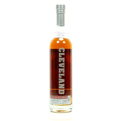 Cleveland American Bourbon Black Reserve Batch 008 0,70 Liter/ 50.00% Vol