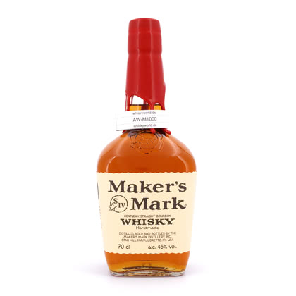 Maker`s Mark Kentucky Straigth Bourbon Whiskey  45.00% 0,70l Produktbild