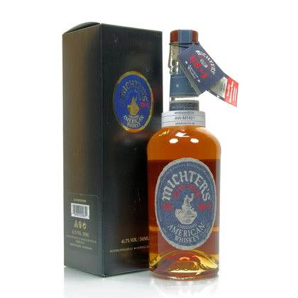 Michter`s US*1 American Whiskey Small Batch 41.70% 0,70l Produktbild