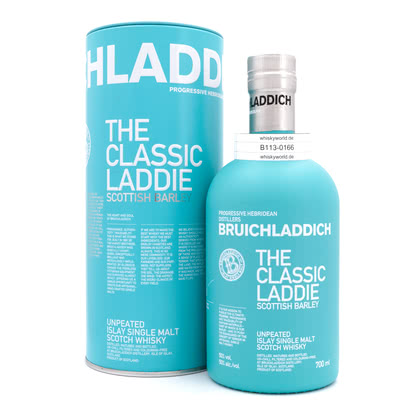 Bruichladdich Scottish Barley The Classic Laddie  0,70 Liter/ 50.00% Vol