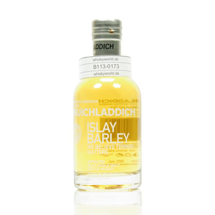 Bruichladdich Islay Barley Rockside Farm Unpeated Kleinflasche 0,20 Liter/ 50.00% Vol