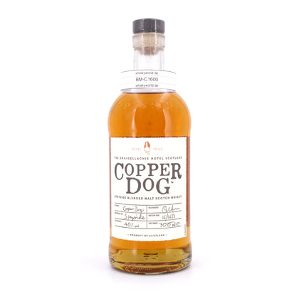 Copper Dog Blended Malt  40.00% 0,70l Produktbild