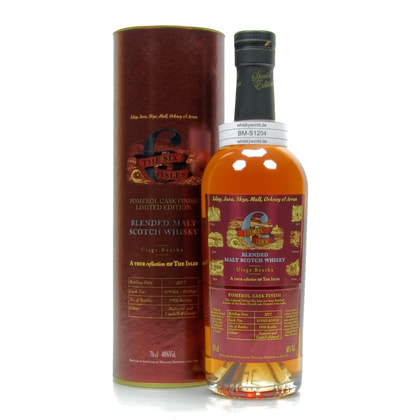 The Six Isles Island Blended Malt Pomerol Finish (Auslaufartikel) 48.00% 0,70l Produktbild