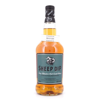 Sheep Dip Islay Blended Malt  40.00% 0,70l Produktbild