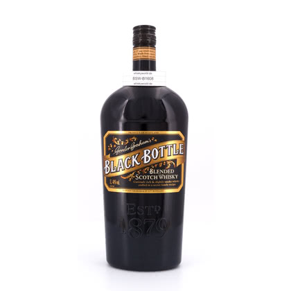 Black Bottle no age Literflasche 40.00% 1l Produktbild