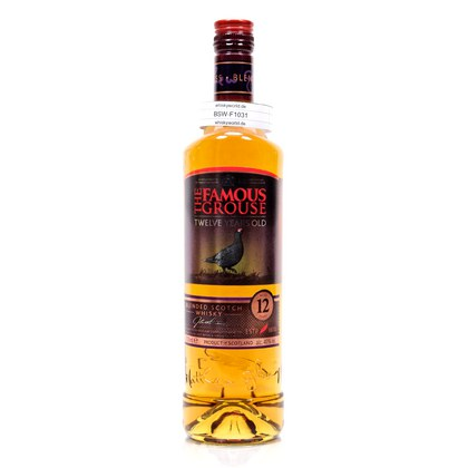 Famous Grouse Twelve Years Old  40.00% 0,70l Produktbild
