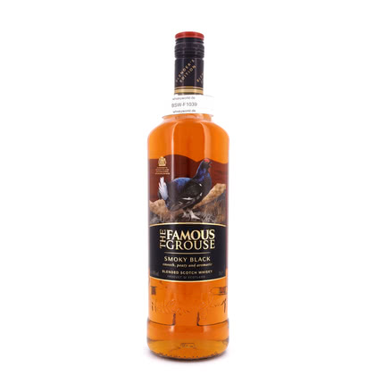 Famous Grouse Smoky Black Literflasche 1 Liter/ 40.00% Vol
