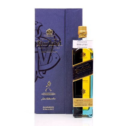 Johnnie Walker Blue Label Kleinflasche 0,20 Liter/ 40.00% Vol