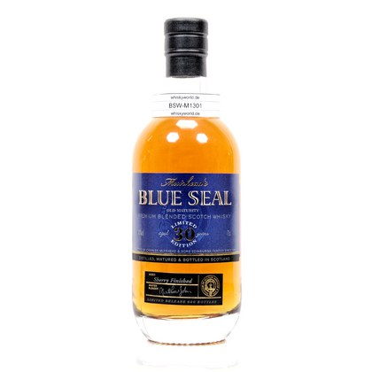 Muirheads Blue Seal 30 Jahre Sherry Finished Limited Edition 40.00% 0,70l Produktbild