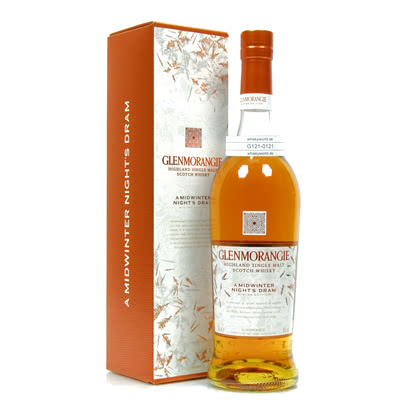 Glenmorangie A Midwinter Night's Dram 2017  43.00% 0,70l Produktbild
