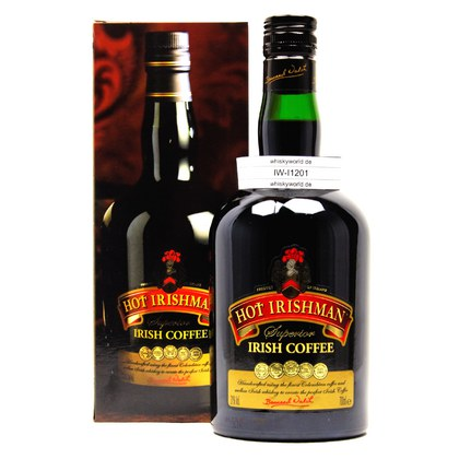 The Irishman Irish Coffee (Auslaufartikel) 0,70 Liter/ 21.00% Vol