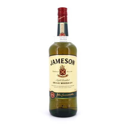 Jameson Irish Whiskey Literflasche 40.00% 1l Produktbild