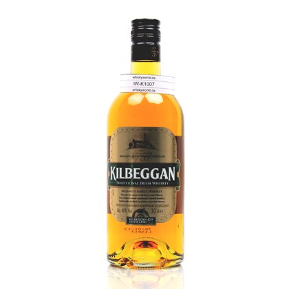 Kilbeggan Irish Whiskey  0,70 Liter/ 40.00% Vol