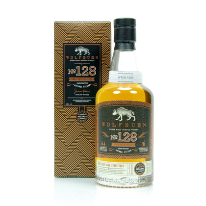 Wolfburn Batch No. 128  46.00% 0,70l Produktbild