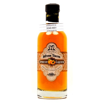 The Bitter Truth Apricot Liqueur  22.00% 0,50l Produktbild