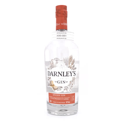 Darnley´s Spiced Gin Small Batch London Dry Gin 42.70% 0,70l Produktbild