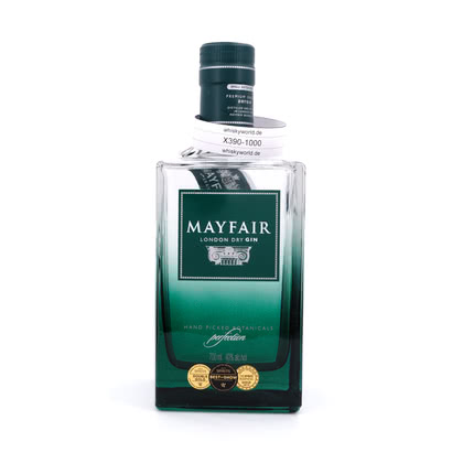Mayfair London Dry Gin  40.00% 0,70l Produktbild