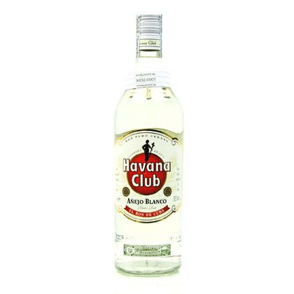 Havana Club Anejo Blanco Literflasche 1 Liter/ 37.50% Vol