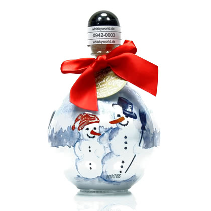 Chopin Christmas Vodka Red Kugelform 40.00% 0,50l Produktbild